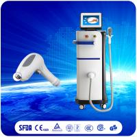 Buy cheap 2016 Medical Diode Laser Hair Removal Laser Equipment Microchannel Cooling System from wholesalers