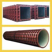 Buy cheap Red 300 * 900 * 55 , 300 * 600 * 55 Steel Formwork For Docks , Reservoirs , Large - Scale Stadiums product