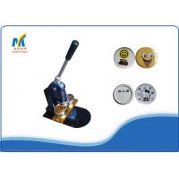 Buy cheap Manual Round Badge Press Machine from wholesalers