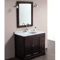 Buy cheap Solid Wood Bathroom Cabinet (MY-7448) product