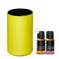Buy cheap Waterless Essential Oil Nebulizer Lithium Battery operation mini diffuser from wholesalers