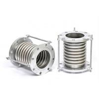 China Stainless Steel Flexible Metal Expansion Bellows / Expansion Joint / Bellow Compensator on sale