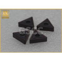 Buy cheap High Impact Resistant Tungsten Carbide Inserts With CVD/PVD Multi Coated from wholesalers