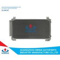 Buy cheap 88460-0d310 Auto AC Condenser Air Conditioner for Toyota Yaris 14- 12 Months Warranty product