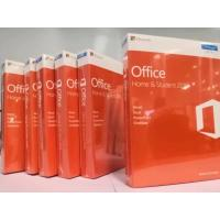 Buy cheap English Language Microsoft Office 2016 Home And Student Key Cd/Pc Digital Download from wholesalers