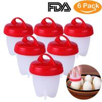 Buy cheap On TV Food Frade Silicone Egglettes Egg Boiler Without The Shell  from wholesalers