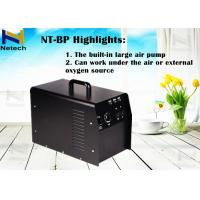 Buy cheap 3g - 7g  Hotel Generator Household Ozone Machine Feed By Air Or Oxygen Source from wholesalers