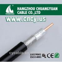 Buy cheap China cable factory high quality low voltage cable rg8 coaxial cable from wholesalers