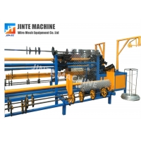 Buy cheap 1.7T Fully Automatic Chain Link Fence Machine For Metal Fence from wholesalers