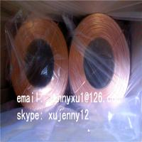 Buy cheap Copper Coated Flat Stitching Wire from wholesalers