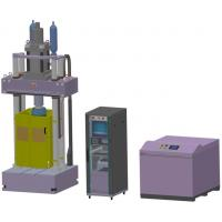 Buy cheap Single Zone Fatigue Testing Apparatus Servo Hydraulic Tension 1% Displacement Accuracy from wholesalers