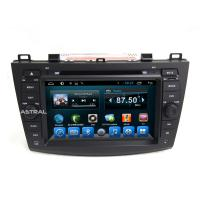 Buy cheap Mazda 5 GPS Navigation System Camera RDS with voice guide from wholesalers