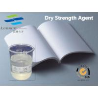 Buy cheap Cationic Paper Making Dry Strength Agent Liquid For Enhance Paper Strength from wholesalers