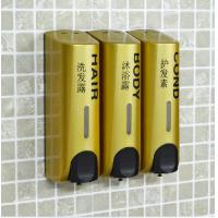 Wall shampoo dispenser images wall shampoo dispenser for Quality bathroom fittings