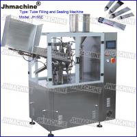 Buy cheap Automatic Laminated tube Filling and Sealing Machine for Toothpaste from wholesalers