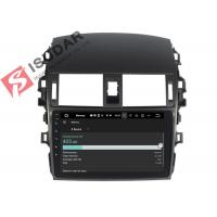 Buy cheap Android Car Navigation & Entertainment System , Toyota Corolla Car Stereo Head Unit product