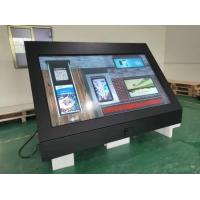 Buy cheap AD Player Wall Mounted Digital Signage , 55 Inch Outdoor Digital Sign Boards from wholesalers