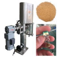 Buy cheap 0.1g 0.5g 10g Powder Filling Packaging Machine Micro Measurement Chemical Packing Machinery Semi-auto For sachet bag can from wholesalers