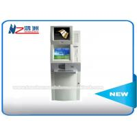 Buy cheap 17 Inch Telecom Shop Calling Card Dispenser Kiosk Self Service Terminal from wholesalers