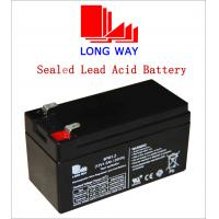 Buy cheap 12volt Car,Computer UPS, Electric Power, Lighting, Electric Bicycle VRLA Lead Acid Battery UPS Batteries 12V1.2ah product