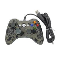 Buy cheap Ergonomic Xbox 360 Joystick, Microsoft Xbox 360 Wired Controller For Windows from wholesalers