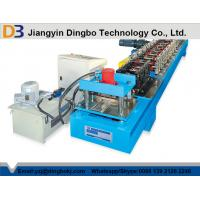Buy cheap high efficiency Automatic Galvanized Steel Shutter Door Roll Forming Machine from wholesalers