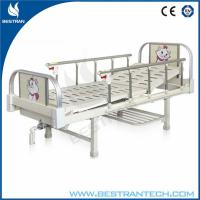 Buy cheap One Crank Pediatric Medical Hospital Beds / Children Bed With Upward Backrest from wholesalers