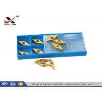 Buy cheap VBMT Metal Cutting Inserts To Machining Stainless Steel For Cnc Toolholder from wholesalers