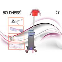 Buy cheap Low Level Therapy Laser Hair Growth Machines 650nm With Ozone High Frequency Comb from wholesalers