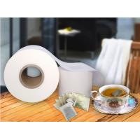 Buy cheap 16.5gsm*125mm heat seal tea bag filter paper from wholesalers