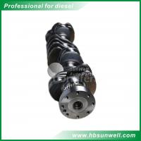 Buy cheap Forging Steel Electronic Marine Engine Crankshaft 3974538 C4934862 For ISDev product