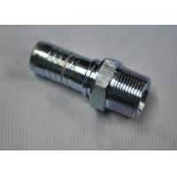 Buy cheap Male Hose Hydraulic Pipe Fittings With O-Ring Seal , Carbon Steel from wholesalers