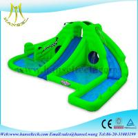 Buy cheap Hansel child inflatable pool,happy hop inflatable water slide,inflatable bouncy from wholesalers