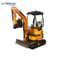 Buy cheap Construction Machinery Excavator Crawler / 2.2 Ton 2.5 Ton Mini Loader Digger from wholesalers