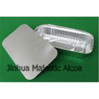 Buy cheap Aluminum Foil Container with Lid from wholesalers