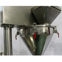 Buy cheap Semi-automatic detergent powder packing machine auger filler machine from wholesalers