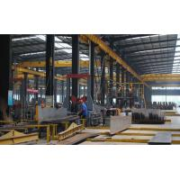 Buy cheap Hot-Sales H beam Steel Structure Frame For Warehouse & Workshop With Grey Paint from wholesalers