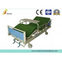 Buy cheap Double Crank Medical Hospital Care Beds With Shoes Holder (ALS-M254) from wholesalers