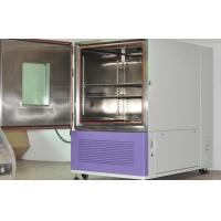 Buy cheap Programmable Humidity Temperature Stability Test Chamber Controlled by Microprocessor product