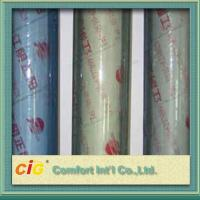 Buy cheap Vinly Clear Plastic Sheet Transparent PVC Sheet 10-100m / Roll product
