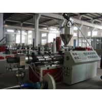 Buy cheap Waste Plastic Recycling Plastic Granulating Machine / PVC Granules Production Line from wholesalers