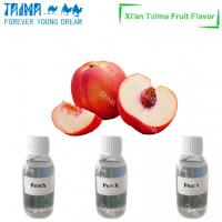Buy cheap Factory supply Best price E-Juice flavor Concentrate Peach flavor for E-liquid to vape from wholesalers
