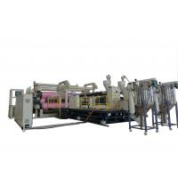 Buy cheap Fast HDPE PE Geomembrane Single Screw Extruder Machine For 8000mm Width from wholesalers
