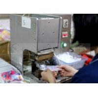 Buy cheap Stand Up Bag Plastic Spout Hot Sealing Machine Manual High Efficiency from wholesalers