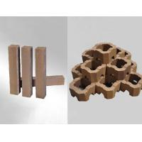 Buy cheap Shaped Zircon / Alumina Magnesia Brick For Industrial Furnace MZ 89 MZ 91 from wholesalers