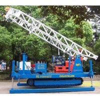 Buy cheap GXYL-1 Electric Crawler Mounted Drill Rig For Blasting Engineering Hole from wholesalers