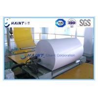 Paper Plant Paper Roll Handling Conveyor , Material Handling Conveyor Systems