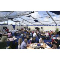 Buy cheap Wedding Banquet Clear Waterproof Clear Span Structure Tents For 1000 people Party from wholesalers
