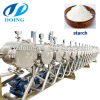 Buy cheap Potato starch extraction process one stop service professional team is reponsible for the installation from wholesalers