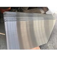 Buy cheap Electronics Magnesium Aluminium Alloy sheet 0.5mm thickness Magnesium Plate Stock 2000mm Length Non magnetic from wholesalers